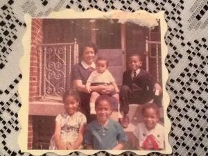 Nana and Kids